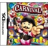 Carnival Games Nintendo DS