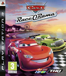 Cars Race-O-Rama PS3