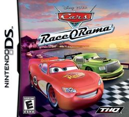 Cars Race-O-Rama Nintendo DS