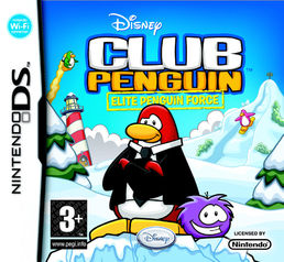 Club Penguin Limited Edition Nintendo DS
