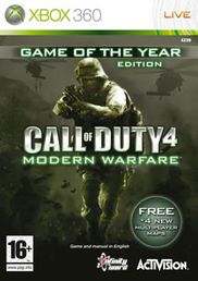 Call of Duty 4: Game of the Year Edition