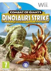 Combat of Giant Dinosaurs Wii
