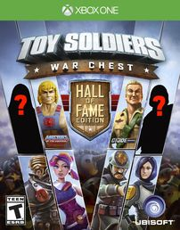 Toy Soldiers: War Chest Hall of Fame Edition Xbox One