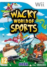 Wacky World of Sports Wii