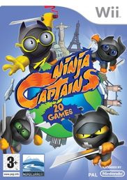 Ninja Captains Wii