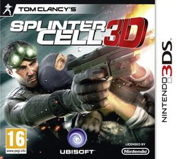 Tom Clancy's Splinter Cell 3D 3DS