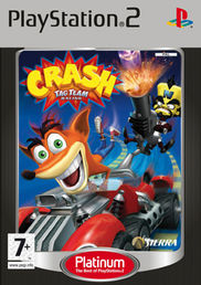 Crash Tag Team Racing PS2
