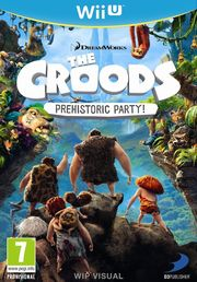 The Croods: Prehistoric Party Wii U