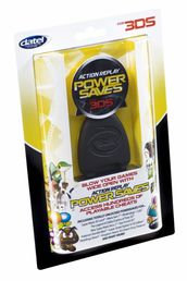 Action Replay Powersaves Datel 3DS