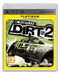 Colin McRae DIRT 2 Platinum PS3