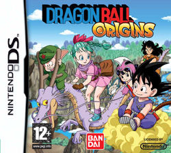 Dragonball Origins Nintendo DS