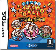 Super Monkey Ball Touch & Roll Nintendo DS
