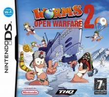 Worms: Open Warfare 2 Nintendo DS