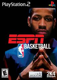ESPN Basketball PS2
