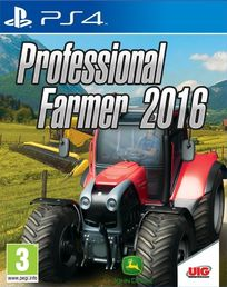 Professional Farmer 2016 PS4