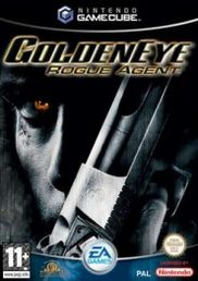 Golden Eye: Rogue Agent Gamecube