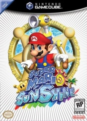 Super Mario Sunshine Player´s choice