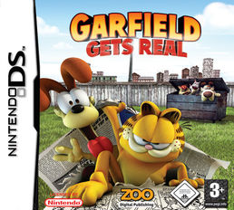 Garfield Gets Real Nintendo DS