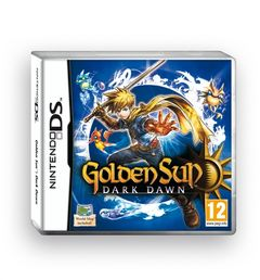 Golden Sun: Dark Dawn Nintendo DS