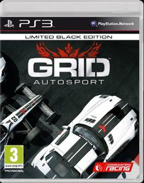 Grid: Autosport Limited Black Edition PS3