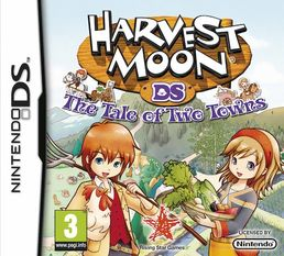 Harvest Moon: The Tale of Two Towns Nintendo DS