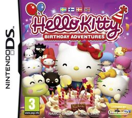 Hello Kitty Birthday Adventures Nintendo DS