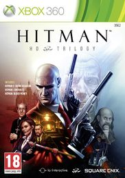 Hitman: HD Trilogy Collection Xbox 360