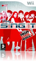 Disney Sing It High School Musical 3 Wii