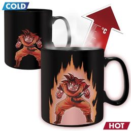 DragonBall Z Goku Heat Change Mug 460ml