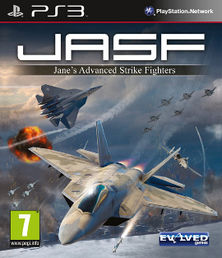 Jasf Jane's Advanced Strike Fighters PS3