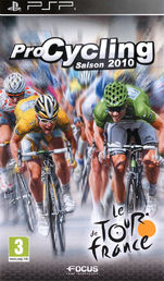 Pro Cycling 2010 - Tour de France PSP