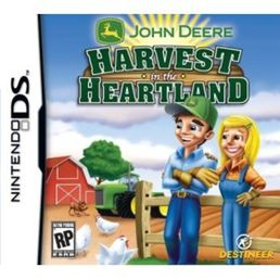John Deere Harvest in Heartland Nintendo DS