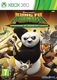 Kung Fu Panda: Showdown of Legendary Legends Xbox 360