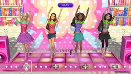 Barbie Dreamhouse Party Wii U