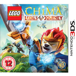 Lego Legends of Chima: Lavals Journey 3DS