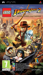 LEGO Indiana Jones 2: The Adventure Continues PSP