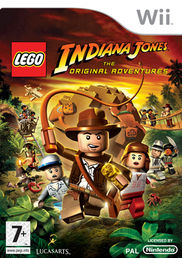 LEGO Indiana Jones: Original Adventures Wii