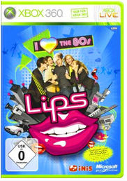 Lips: I Love the 80s Xbox 360