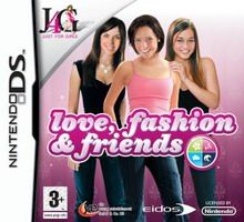 Love Fashion & Friends Nintendo DS