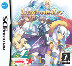 Luminous Arc Nintendo DS