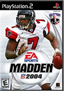 Madden NFL 2004 PS2