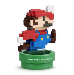 Amiibo 30th Anniversary Collection Mario Modern Colours Hahmo