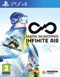 Mark McMorris Infinite Air PS4