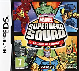 Marvel Super Hero Squad: Infinity Gauntlet Nintendo DS