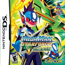 Megaman Starforce: Dragon Nintendo DS