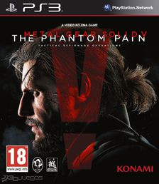 Metal Gear Solid 5: The Phantom Pain PS3