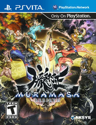 Muramasa Rebirth PS Vita
