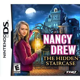Nancy Drew The Hidden Staircase DS