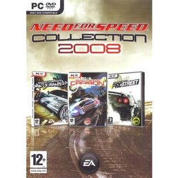 Need for Speed Collection 2008 PC