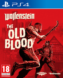 Wolfenstein: The Old Blood PS4
